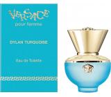 Versace Dylan Turquoise toaletní voda pro ženy 5 ml, Miniatura