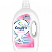 Coccolino Care Vlna a hedvábí speciální péče o citlivé tkaniny prací gel 75 dávek 3 l