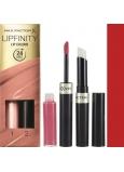 Max Factor Lipfinity Lip Colour rtěnka a lesk 120 Hot 2,3 ml a 1,9 g