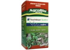 AgroBio Touchdown Quattro herbicid k likvidaci nežádoucí vegetace 50 ml