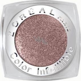 Loreal Paris Color Infaillible oční stíny 033 Tender Caramel 3,5 g