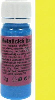 Artemiss Univerzální barva 62 metalická žlutá 12 g