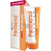 Swiss Premium Panthenol 10% D-panthenolu tělové mléko pro udržení zdravé pokožky 200 ml + 50 ml