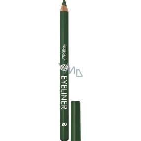 Deborah Milano Eyeliner Pencil tužka na oči 08 Dark Green 1,3 g