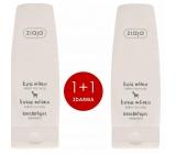 Ziaja Kozí mléko krém na ruce a nehty 80 ml + Kozí mléko krém na ruce a nehty 80 ml suchá pokožka, duopack