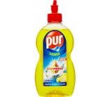 Pur Duo Power Lemon prostředek na ruční mytí nádobí 450 ml
