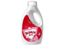 Bonux Rose 3v1 tekutý prací gel 20 dávek 1,3 l