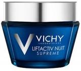 Vichy Liftactiv Supreme Obnovující noční krém péče proti vráskám 50 ml