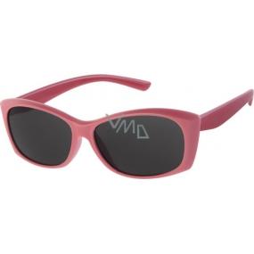 Dudes & Dudettes Sluneční brýle pro děti růžové DD16003