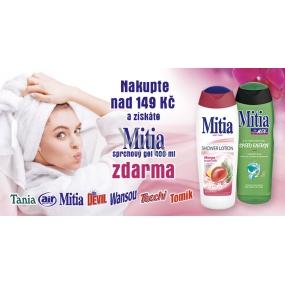 DÁREK Mitia sprchový gel 400 ml