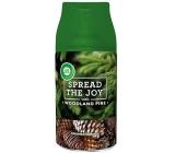 Air Wick Spread The Joy Woodland Pine - Borový les náhradní náplň 250 ml