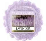 Yankee Candle Lavender - Levandule vonný vosk do aromalampy 22 g