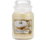 Yankee Candle Luscious Pumpkin Trifle - Lahodná dýňová pochoutka vonná svíčka Classic velká sklo 623 g