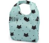 Nekupto Trendy nákupní taška s pouzdrem 060 38 x 32,5 x 4,5 cm