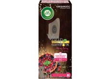 Air Wick FreshMatic Essential Oils Merry Berry - Vůně zimního ovoce automatický sprej 250 ml