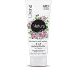 Lirene Natura Růže a malina peelingová maska 2 v 1 75 ml