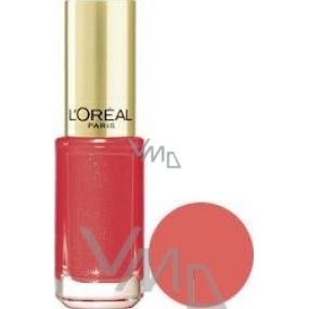 Loreal Paris Color Riche Le Vernis lak na nehty 305 Dating Coral 5 ml