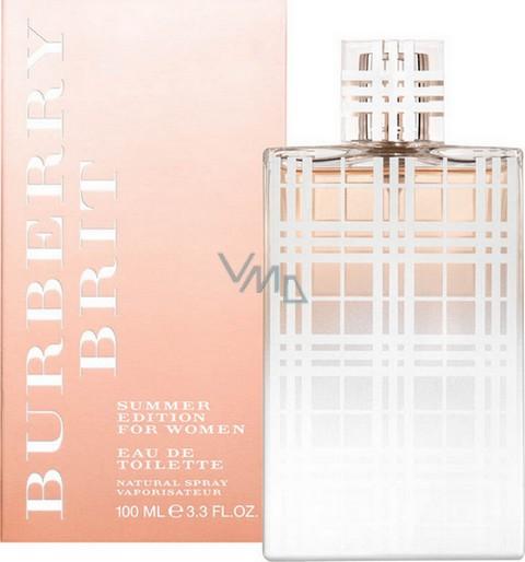 Burberry Brit Summer Woman 2012 toaletní voda 100 ml