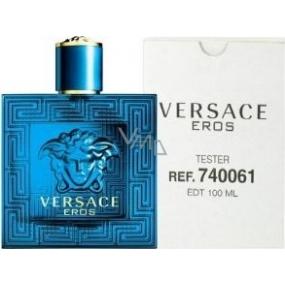Versace Eros pour Homme toaletní voda 100 ml Tester