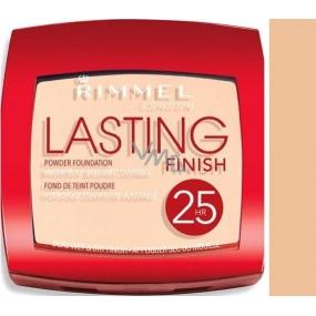 Rimmel London Lasting Finish Powder Foundation pudr 004 Light Honey 7 g
