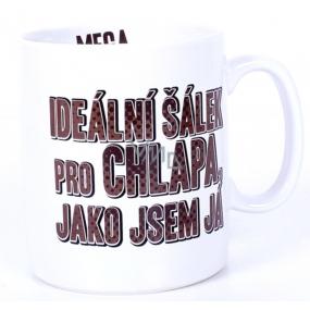 Albi Megahrnek Ideální šálek pro chlapa 800 ml