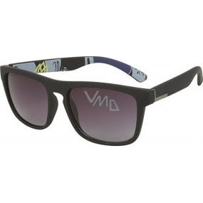 Nac New Age Sluneční brýle černé sklo A-Z15311A