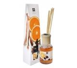 Aroma di Rogito Difuzér Perfume Pomeranč-skořice osvěžovač vzduchu 100 ml