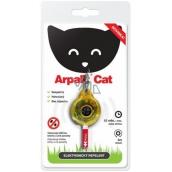 Arpalit Cat elektronický repelent pro kočky, odpuzuje klíšťata, blechy a jiné parazity