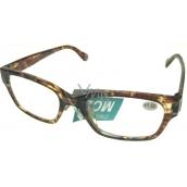 Berkeley Čtecí dioprtické brýle +1,5 plast tygrové žíhané 1 kus ER4198