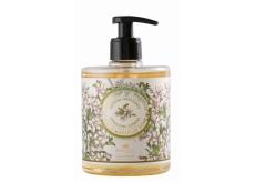 Panier des Sens Verbena tekuté mýdlo na ruce se svěží vůní dávkovač 500 ml