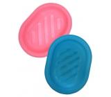 Abella Podložka na mýdlo různé barvy 1 kus, 622