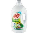 Savo Universal Bez chlóru prací gel na bílé a barevné prádlo 70 dávek 3,5 l