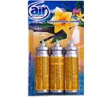 Air Menline Seychelles Vanilla Happy spray osvěžovač náhradní náplň 3 x 15 ml