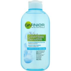 Garnier Skin Naturals Essentials Sensitive zklidňující odličovač očí pro citlivou pleť 125 ml