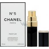 Chanel No.5 parfém s rozprašovačem pro ženy 7,5 ml