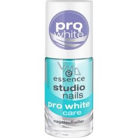 Essence Studio Nails Pro White Care lak na nehty 8 ml