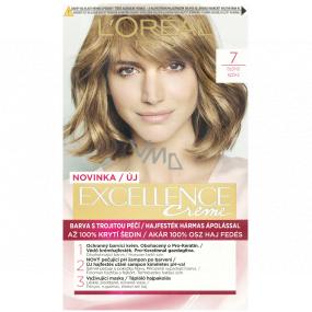 Loreal Paris Excellence Creme barva na vlasy 7 Blond