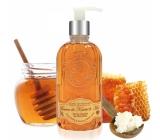 Jeanne en Provence Beurre de Karité & Miel Bambucké máslo a med tekuté mýdlo 300 ml