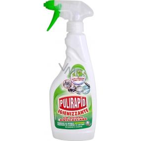 Pulirapid Igienizzante čistič koupelen a kuchyní rozprašovač 500 ml