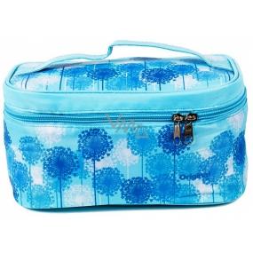 Albi Original Kosmetická taška Pampelišky, 23 cm × 15 cm × 12 cm
