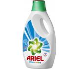 Ariel Whites + Colors Touch of Lenor Fresh tekutý prací prostředek 40 dávek 2,6 l