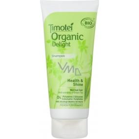 Timotei Organic Delight Health & Shine šampon pro normální vlasy 180 ml