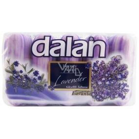Dalan Levandule tuhé toaletní mýdlo 5 x 70 g