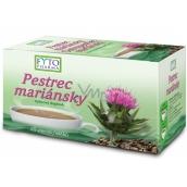 Fytopharma Ostropeřec mariánský bylinný čaj k ochraně jater 20 x 2 g