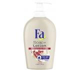 Fa Soap + Lotion Pomegranate Scent tekuté mýdlo dávkovač 300 ml