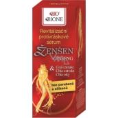 Bione Cosmetics Ženšen revitalizační protivráskové sérum 40 ml