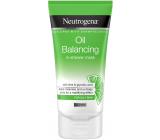 Neutrogena Oil Balancing pleťový peeling 150 ml