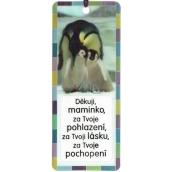 Albi 3D Záložka Mamince 15 x 6 cm