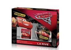 La Rive Disney Cars parfémovaná voda 50 ml + šampon na vlasy a tělo 250 ml, kosmetická sada