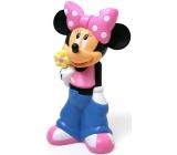 Disney Minnie Mouse 3D figurka sprchový gel pro děti 200 ml